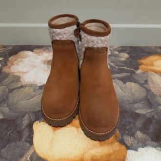 BEBERLIS BOOTS 20951 camel boots fille