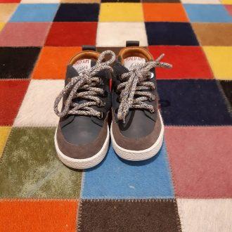 POM D'API ATHLET'S mousse mountain gris bleu chaussure montante