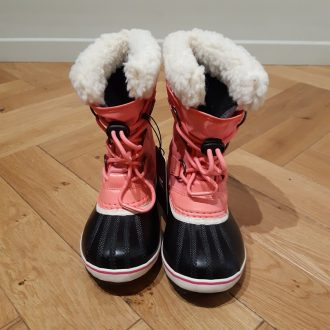 SOREL YOOT PAC NYLON ROSE