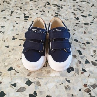 10IS TEN V2 DARK NAVY basket toile