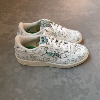 REEBOK CLUB C 85 TOM & JERRY