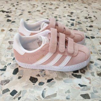 ADIDAS gazelle pink basket basse