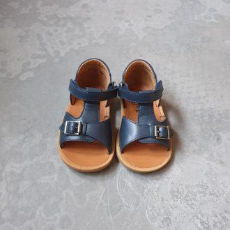 POM D'API EASY MARINE sandale premier pas garçon