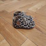 POM D'API Primo safari nougat chaussure premier pas bébé
