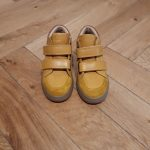 10IS TEN BASE HI 2 VELCROS OCRE