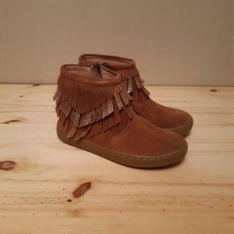 SHOOPOM boots PLAY huron nubuck camel