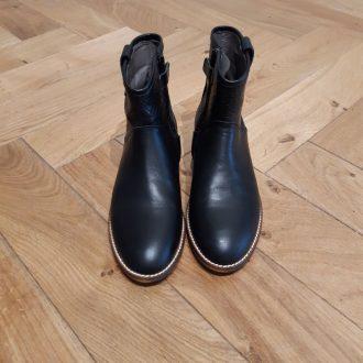 BEBERLIS BOOTS noir 20902