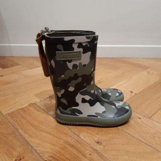 BISGAARD botte pluie camouflage