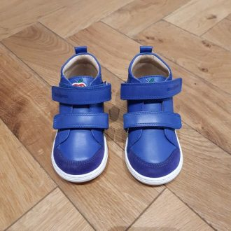 SHOOPOM BOUBA new scratch royal blue premiers pas