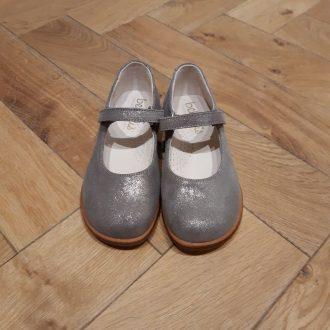BEBERLIS CHAUSSURE babys 21987 taupe irisé