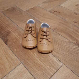 BEBERLIS CHAUSSURE LAYETTE LOGIPI roble BOTTILLON LACET
