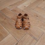 BISGAARD carly 71206 sandale premiers pas camel