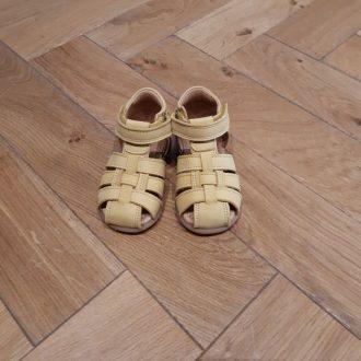BISGAARD carly 71206 sandale premiers pas yellow