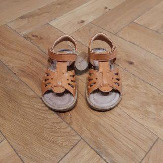 BISGAARD Sandale FILLE 70291 tan