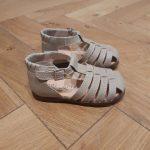 BEBERLIS CHAUSSURE sandale premiers pas JOYCE lin