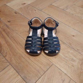 CLOTAIRE ZEUS gorgo marine sandale premiers pas