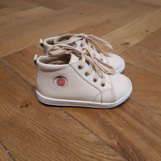 SHOOPOM chaussure premiers pas BOUBA ZIP LACE REGATTA PINK