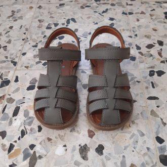 SHOOPOM VEGAN ET WATER resistant solar tonton kaki sandale garçon