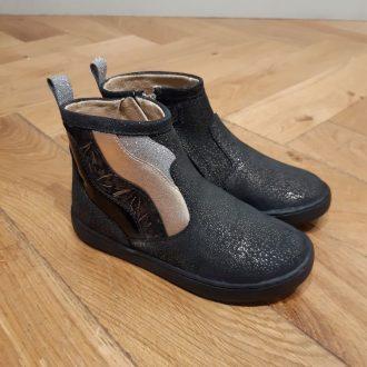 SHOOPOM boots PLAY waves black multi